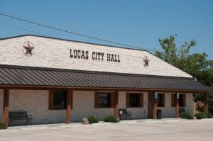 lucas texas city hall