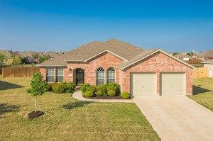 home in forney, texas