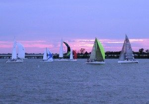 dallas race week on lake ray hubbard