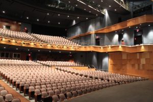allen performing arts center