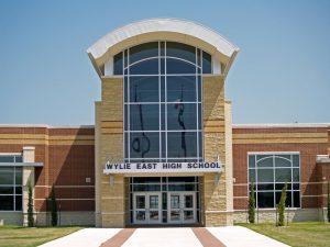 Skinner Masonry, LLP Wylie High School # 2